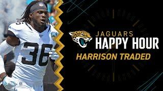Safety Ronnie Harrison Traded to Cleveland Browns   Jaguars Happy Hour