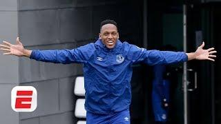 Everton's Yerry Mina committed to helping Merseyside and Colombia during pandemic | Everton TV