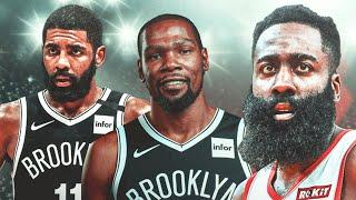 Is Kyrie Irving Ok Being The Nets' 3rd Option If They Add A Superstar To Join Himself & KD?