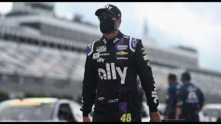 Jimmie Johnson cleared for return at Kentucky Speedway   NASCAR Cup Series