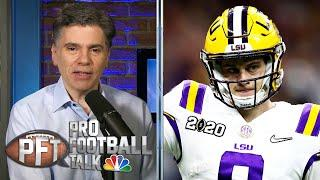 Reasons for Bengals to be excited about Joe Burrow | Pro Football Talk | NBC Sports