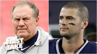 First Take debates if Bill Belichick and the Patriots are in desperate need of a starting QB