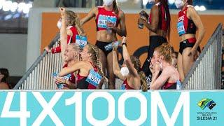 Denmark qualifies for Olympics and makes history   World Athletics Relays