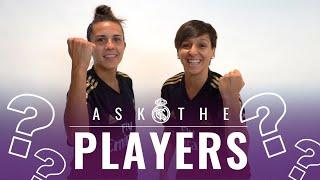 First days at Real Madrid? Life in a new city? | Ask Marta Corredera & Marta Cardona