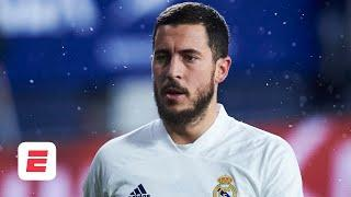 Eden Hazard hasn't had ONE good performance in a Real Madrid shirt - Sid Lowe | ESPN FC