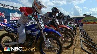 Pro Motocross Round No. 7 WW Ranch (Moto 2s) | EXTENDED HIGHLIGHTS | 9/26/20 | Motorsports on NBC