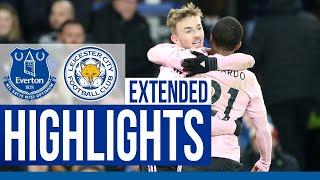 Everton 2 Leicester City 2 (2-4 Pens) | Extended Highlights | 2019/20