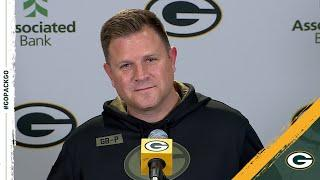 Gutekunst On Bakhtiari Extension: 'He's Worked His Way To Become An Elite Left Tackle'