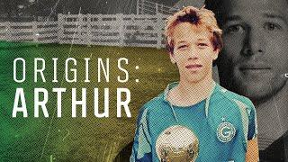 How Arthur became one of the best midfielders in the world | Origins: Arthur