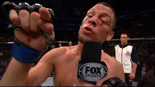 Iconic UFC Octagon Interview Callouts