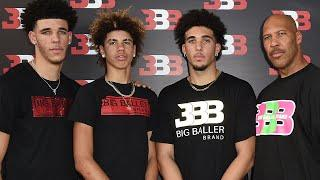 """LaVar Ball Says Initial Reaction On LaMelo, Zo Leaving BBB Was """"F Ya'll. You Ain't Got No Loyalty."""""""