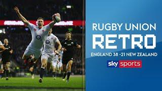 Chris Ashton recalls England's 2012 victory over New Zealand and 'The Ash Splash'   | Rugby Retro