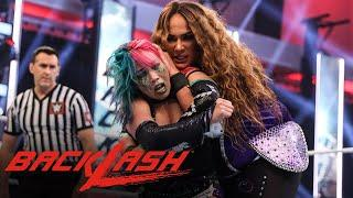 Nia Jax's trash talk enrages Asuka: WWE Backlash 2020 (WWE Network Exclusive)