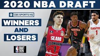 2020 NBA Draft: Winners and Losers | CBS Sports HQ