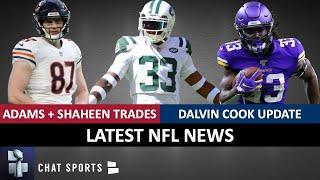 NFL News: Dalvin Cook Drama, Jamal Adams Trade To Seahawks, Adam Shaheen Trade & Martavis Bryant