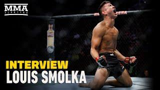Louis Smolka Welcomes Short Notice Challenge at UFC on ESPN 9: 'This is My Forte' - MMA Fighting