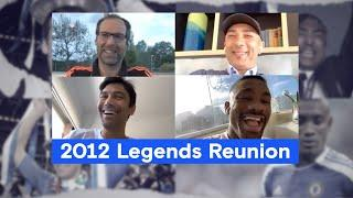 """""""There's No Other Way Of Thinking, We Had To Win""""   Stories of Munich   2012 Legends Reunion"""