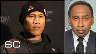 Jacare Souza tests positive for coronavirus, his UFC 249 bout vs. Uriah Hall off | SportsCenter