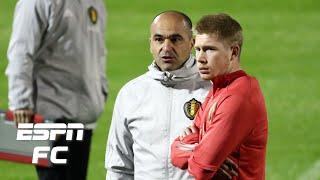 Roberto Martinez EXCLUSIVE: Belgium's 'golden generation' can cement legacy with a trophy | ESPN FC