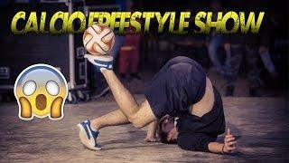 Amazing Freestyle Football - Calcio Freestyle Show a Verona Con Luca & Gunther // FOOTWORKteam