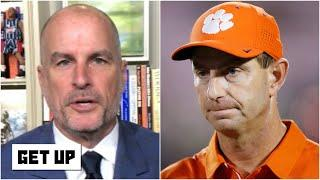 Jay Bilas reacts to Dabo Swinney's response to Clemson assistant coach using a racial slur | Get Up