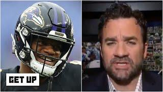 Let's not write off Lamar Jackson! - Jeff Saturday on the Ravens' loss to the Steelers | Get Up