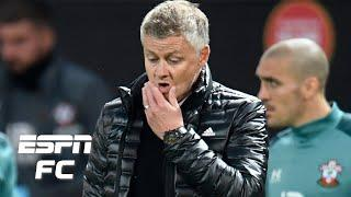 Man United 'STUPIDLY' draw vs. Southampton - Is Ole Gunnar Solskjaer out of his depth? | ESPN FC