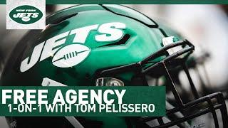 How Does NFL Network's Tom Pelissero Think the Jets Will Approach Free Agency? | New York Jets | NFL