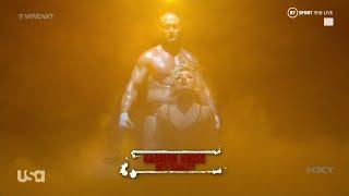 Karrion Kross and Scarlett make their debut with an AMAZING entrance! The best in WWE right now?
