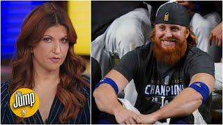 The Jump talks Justin Turner's positive COVID-19 test and an NBA season with no bubble