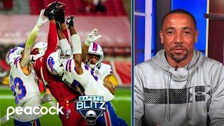 Rodney Harrison's top 5 NFL wide receivers | Safety Blitz | NBC Sports