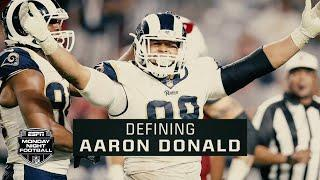 What makes Aaron Donald such a dominant pass rusher? | NFL Countdown