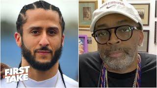 Spike Lee on Colin Kaepernick and the NFL | First Take