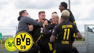 BVB-U23: Victory in Straelen - giant step towards promotion