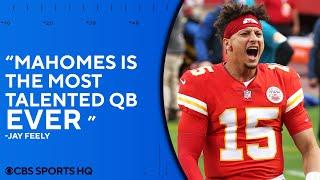 Jay Feely explains why Tom Brady is the greatest player of all time [Super Bowl LV] | CBS Sports HQ