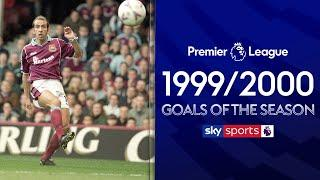 The Greatest EVER Premier League Goals! | 1999/2000 Goals of the Season