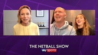 Paul Scholes on why he loves Netball! | The Netball Show