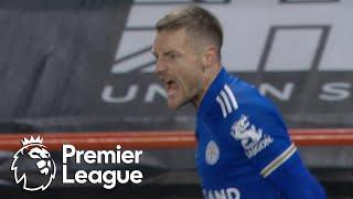 Jamie Vardy grabs dramatic late win for Leicester City against Blades | Premier League | NBC Sports