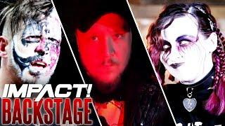 Sami Callihan's THREAT, Rosemary Gets A SIGN, oVe is FALLING APART! | IMPACT Wrestling Backstage
