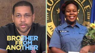 Michael Holley, Smith react to indictment in Breonna Taylor case | Brother From Another | NBC Sports
