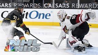 Arizona Coyotes vs. Vegas Golden Knights | EXTENDED HIGHLIGHTS | 1/18/21 | NBC Sports