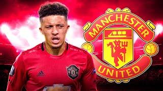 Manchester United To Sign Jadon Sancho After UCL Confirmation! | W&L