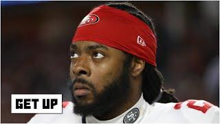 Reacting to Richard Sherman's comments on some NFL owners staying silent on racism | Get Up