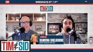 Ramona Shelburne Details Players' Concerns With NBA's Return-To-Play Plan | Tim and Sid