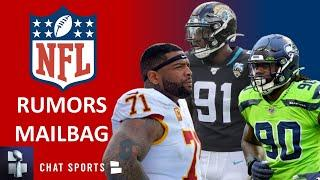 NFL Rumors Mailbag: Trent Williams Trade, Jadeveon Clowney, Yannick Ngakoue Trade & 2020 NFL Draft?