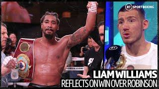 """""""I am mandatory challenger, they need to start enforcing it more."""" Liam Williams demands title shot"""
