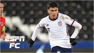 Why are we hyping up the USMNT?! 'Be optimistic about Gio Reyna & Sergino Dest!' | ESPN FC