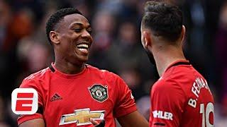 Anthony Martial is the most complete centre-forward at Man United – Higginbotham | Premier League