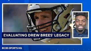 Super Bowl champ: Drew Brees belongs in same category with Tom Brady, Peyton Manning | CBS Sports HQ