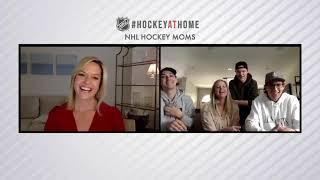 Hockey at Home: Strome brothers on Mother's Day flowers